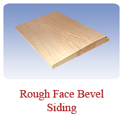 <h1>Bevel Siding (9 Pattern)</h1> 			Classic siding pattern is stocked with a bandsawn rough face to absorb the finishing stain better but it can be produced with a smooth dressed face to finish with a clear coat while keeping the beautiful look of pine.<br /> 			        <table summary=&quot; &quot; class=&quot;datatable&quot;>         <caption></caption>         <tr>            <th scope=&quot;col&quot;>Board Size</th>           <th scope=&quot;col&quot;>Actual Coverage</th>           <th scope=&quot;col&quot;>Available Grades</th>         </tr>         <tr>                     <td class=&quot;middle&quot;>5/4 X 8</td>           <td class=&quot;middle&quot;>5/4&quot; X 7 1/4&quot;</td>           <td class=&quot;middle&quot;>Premium, Cottage</td>         </tr></table>