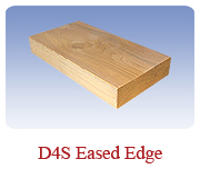 <h1>D4S Eased Edge</h1> 			Dimensional White Cedar stock with a slight eased edge on one face.  Multi use for structural and finishing projects.<br /> 			        <table summary=&quot; &quot; class=&quot;datatable&quot;>         <caption></caption>         <tr>            <th scope=&quot;col&quot;>Board Size</th>           <th scope=&quot;col&quot;>Actual Coverage</th>           <th scope=&quot;col&quot;>Available Grades</th>         </tr>         <tr>                     <td class=&quot;middle&quot;>2 X 6</td>           <td class=&quot;middle&quot;>1 1/2&quot; X 5 1/2&quot;</td>           <td class=&quot;middle&quot;>Premium, Cottage</td>         </tr></table>